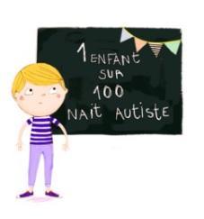 l'Autisme explique aux enfants